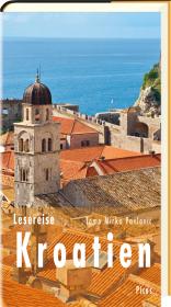 Lesereise Kroatien Cover