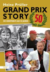 Grand Prix Story 50 Cover