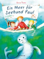 Ein Meer für Seehund Paul Cover