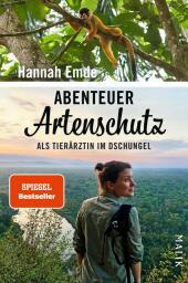 Abenteuer Artenschutz Cover