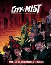 City of Mist Spielleiterbuch