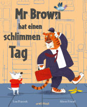 Mr Brown hat einen schlimmen Tag Cover