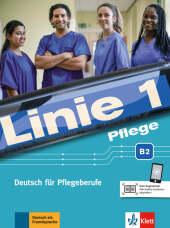 Pflege B2 - Kurs- und Übungsbuch mit Audios Cover