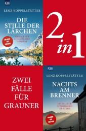 Zwei Fälle für Commissario Grauner (2in1-Bundle)