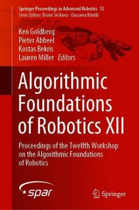 Algorithmic Foundations of Robotics XII