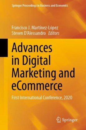 Advances in Digital Marketing and eCommerce
