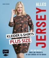 Alles Jersey - Kleider nähen Plus Size