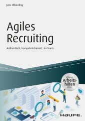 Agiles Recruiting - inkl. Arbeitshilfen online