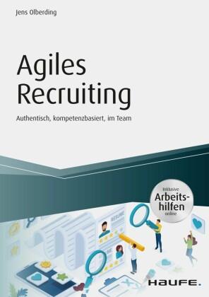Agiles Recruiting - inkl. Arbeitshilfen online