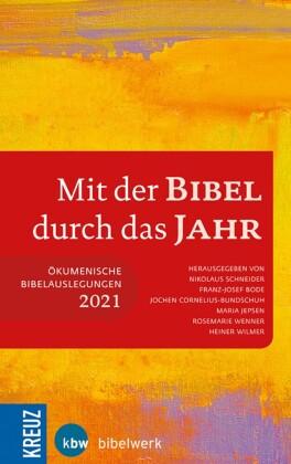 Mit der Bibel durch das Jahr 2021