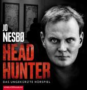 Headhunter. Das ungekürzte Hörspiel, 2 Audio-CD, MP3 Cover