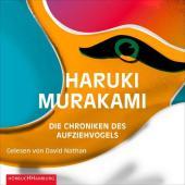 Die Chroniken des Herrn Aufziehvogel, 4 Audio-CD, MP3