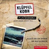 Funkenmord, 11 Audio-CD Cover