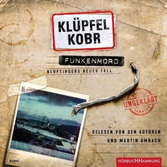 Funkenmord, 11 Audio-CD