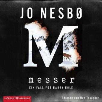 Messer, 2 Audio-CD, MP3