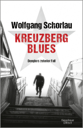 Kreuzberg Blues Cover