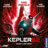 Kepler62 - Der Virus, 2 Audio-CD
