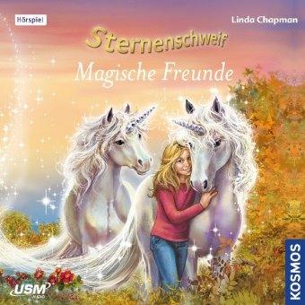 Sternenschweif (Folge 54): Magische Freunde, 1 Audio-CD
