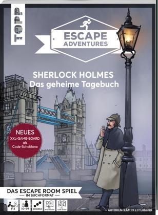 Escape Adventures - Sherlock Holmes: Das geheime Tagebuch