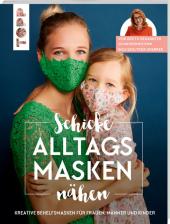 Schicke Alltagsmasken nähen Cover