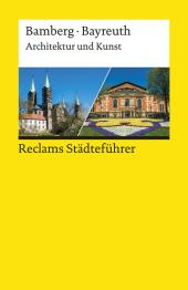Reclams Städteführer Bamberg/Bayreuth