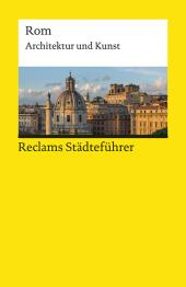 Reclams Städteführer Rom