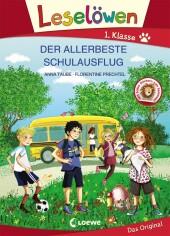 Leselöwen 1. Klasse - Der allerbeste Schulausflug (Großbuchstabenausgabe)
