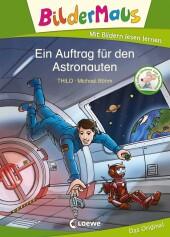 Bildermaus - Ein Auftrag für den Astronauten Cover
