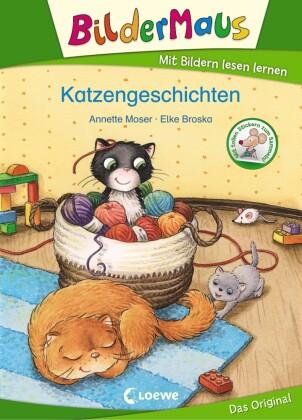 Bildermaus - Katzengeschichten
