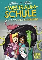 Die Weltraumschule - Erste Stunde: Alienkunde Cover