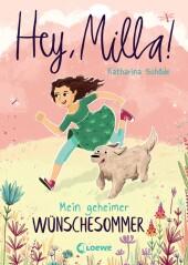 Hey, Milla! - Mein geheimer Wünschesommer Cover