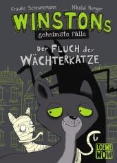 Winstons geheimste Fälle - Der Fluch der Wächterkatze
