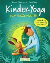Kinder-Yoga zum Einschlafen Cover