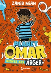 Planet Omar 1 - Nichts als Ärger Cover
