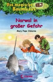 Das magische Baumhaus - Narwal in großer Gefahr Cover