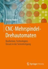 CNC-Mehrspindel-Drehautomaten
