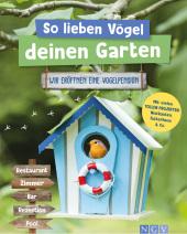 So lieben Vögel deinen Garten Cover