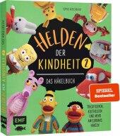 Helden der Kindheit - Das Häkelbuch Cover