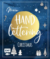 Mein Handlettering - Christmas Cover
