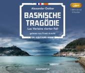 Baskische Tragödie, 1 Audio-CD, MP3