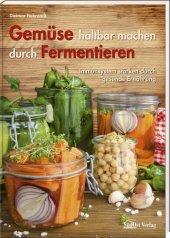 Gemüse haltbar machen durch Fermentieren Cover