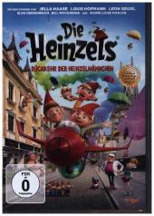 Die Heinzels - Rückkehr der Heinzelmännchen, 1 DVD Cover