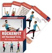 Trainingskarten Rückenfit mit Theraband® & Co.
