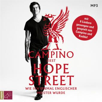 Hope Street, 1 Audio-CD, MP3