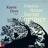 Fräulein Nettes kurzer Sommer, 2 Audio-CD, MP3