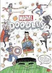 Marvel Doodles - Superhelden-Kritzelspaß