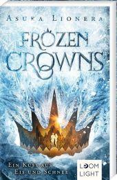 Frozen Crowns: Ein Kuss aus Eis und Schnee Cover