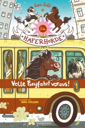 Die Haferhorde - Volle Ponyfahrt voraus! Cover