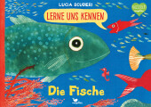 Lerne uns kennen - Die Fische Cover