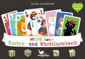 Meine bunte Karten- und Würfelspielwelt (Kinderspiel)